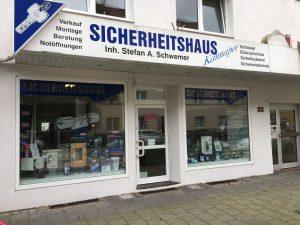 Sicherheitshaus Kannapee Bremerhaven